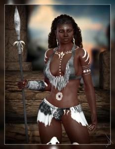 Who was Queen Ann Nzingha of Ndongo?