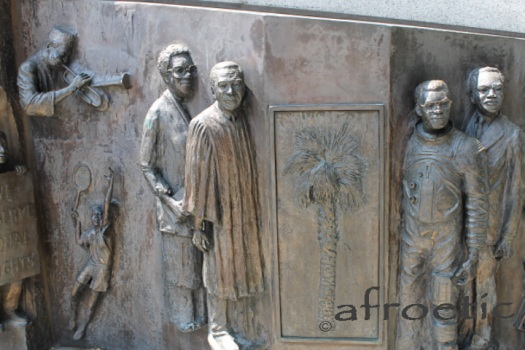 African American Monument-SC State CapitalGrounds