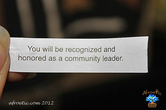 Fortune Cookies Know MyDestiny?!