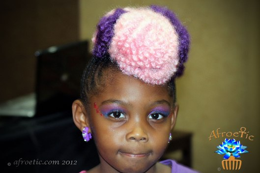 Afroetic Hair Styles for Young Girls