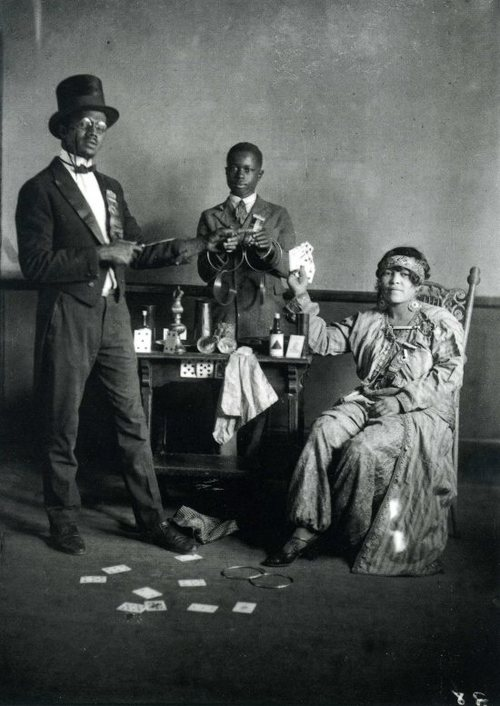 Black Houdini 1920's in the Black South